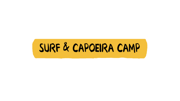 surf and capoeira camp in sidi kaouki